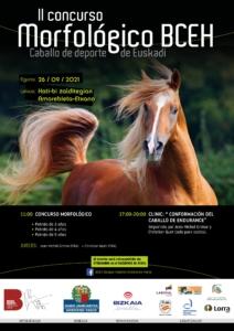 II. Concurso Morfológico Caballo de deporte de Euskad iBCEH